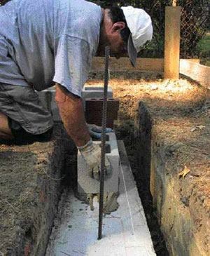 Block Laying Basics Jlc Online Masonry Construction