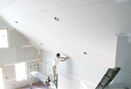 Specifying Drywall Finishes Jlc Online Walls Drywall