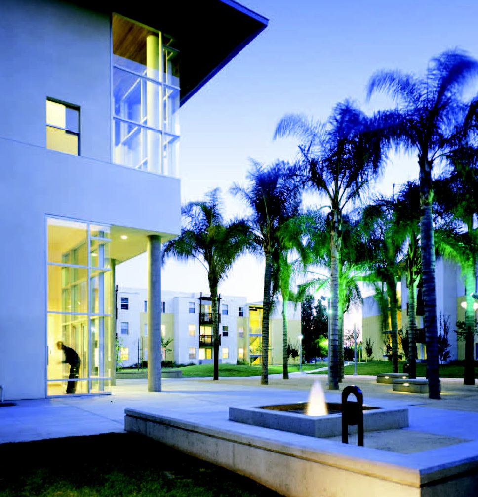 Cal Poly Pomona Residential Suites Builder Magazine