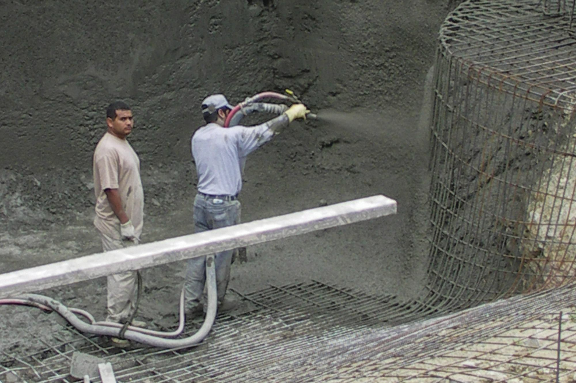 Southern California Continues Move To Shotcrete Pool