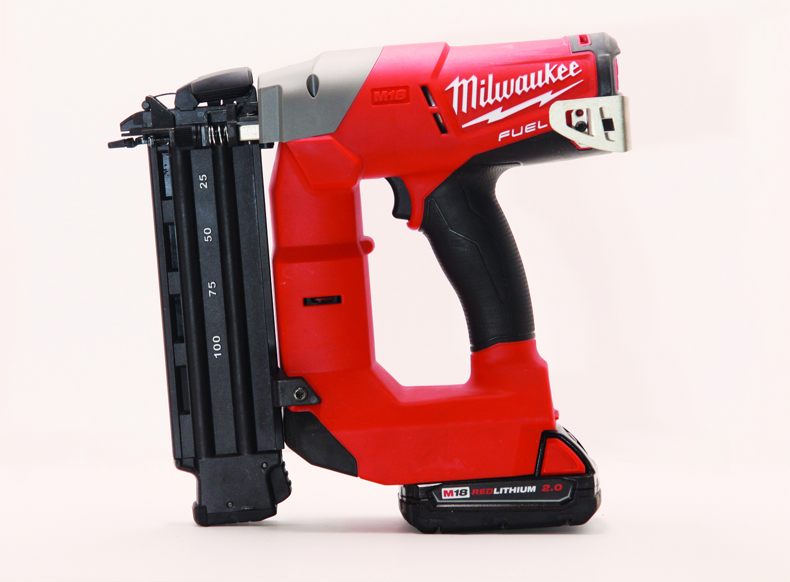 Milwaukee 2740 20 Cordless Brad Nailer Tools Of The