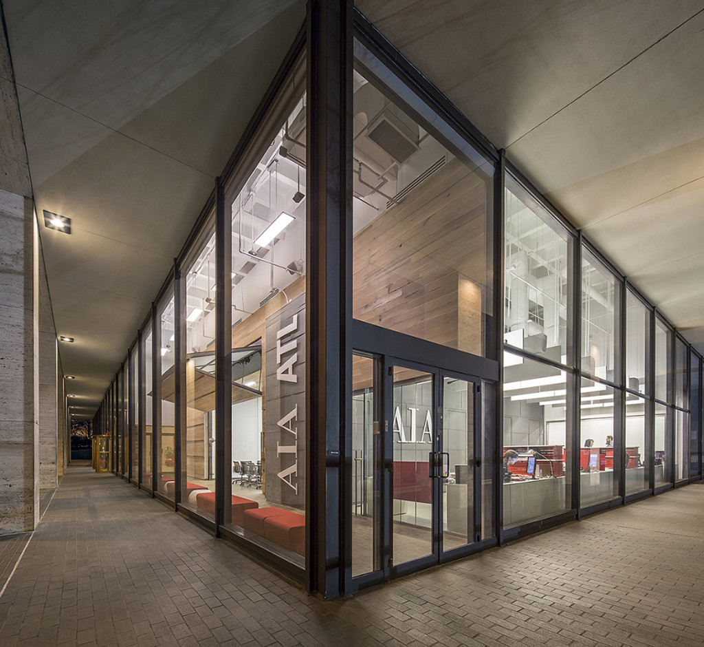 Aia Atl Headquarters Architect Magazine 5g Studio