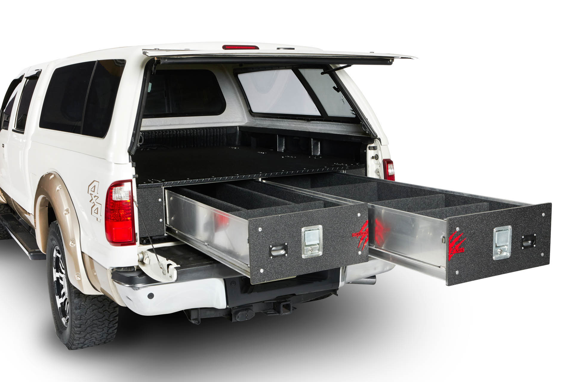 Truck And Van Storage Makes Use Of Every Inch Remodeling