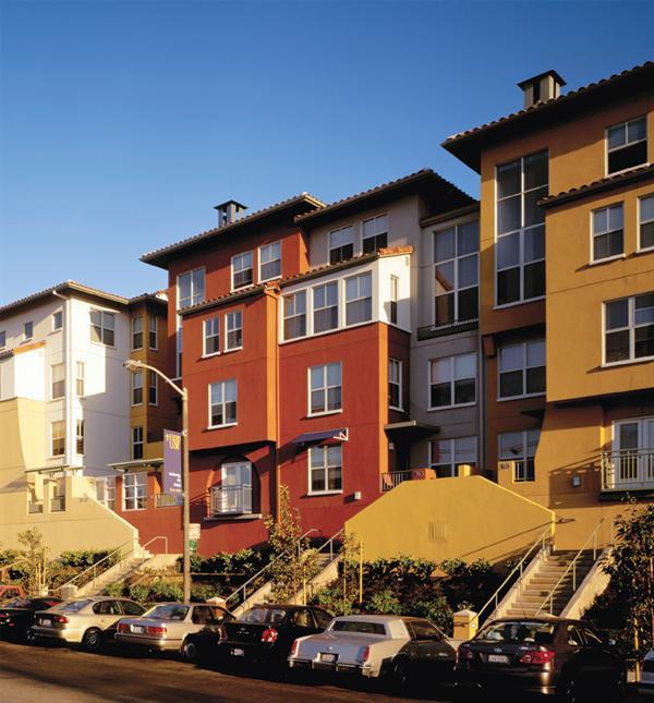 Loyola village residential architect san francisco ca for Residential architect design awards