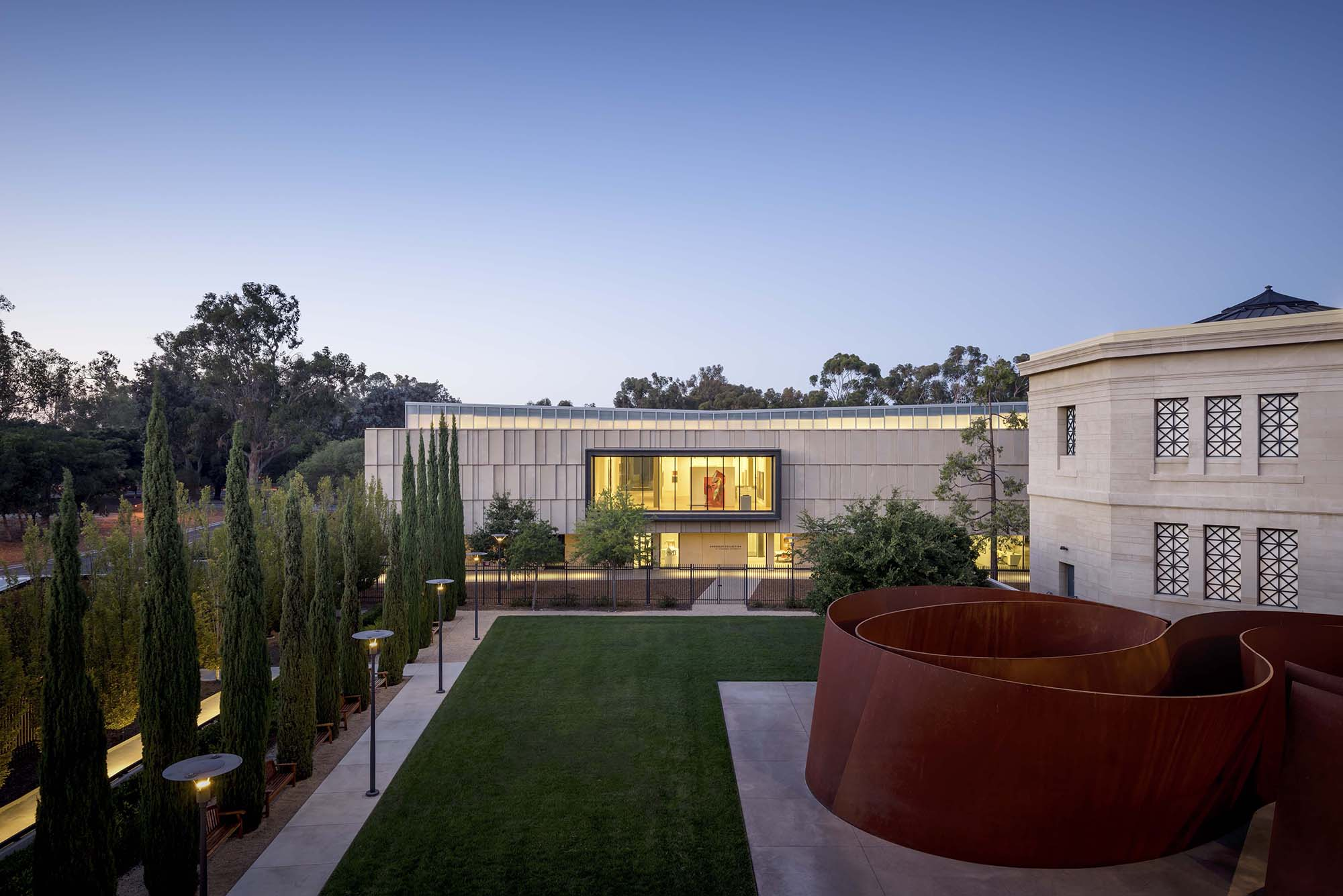 Anderson Collection Architect Magazine Ennead Architects