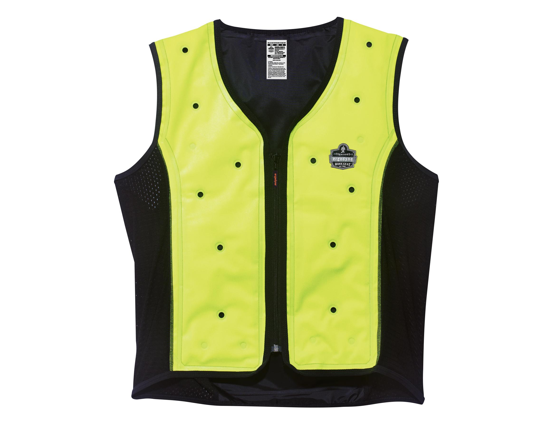 Ergodyne Dry Evaporative Cooling Vest Tools Of The Trade