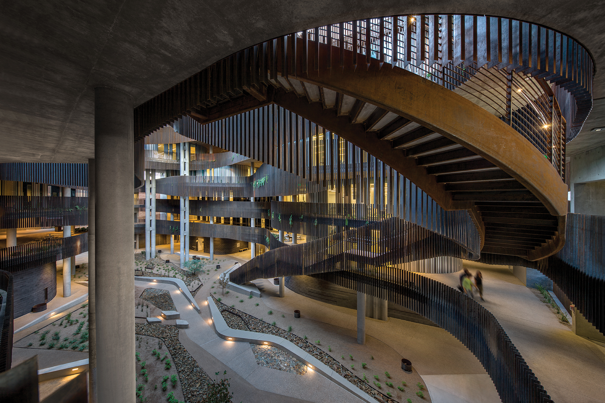 Environment natural resources building ii architect - Architecture of a building ...