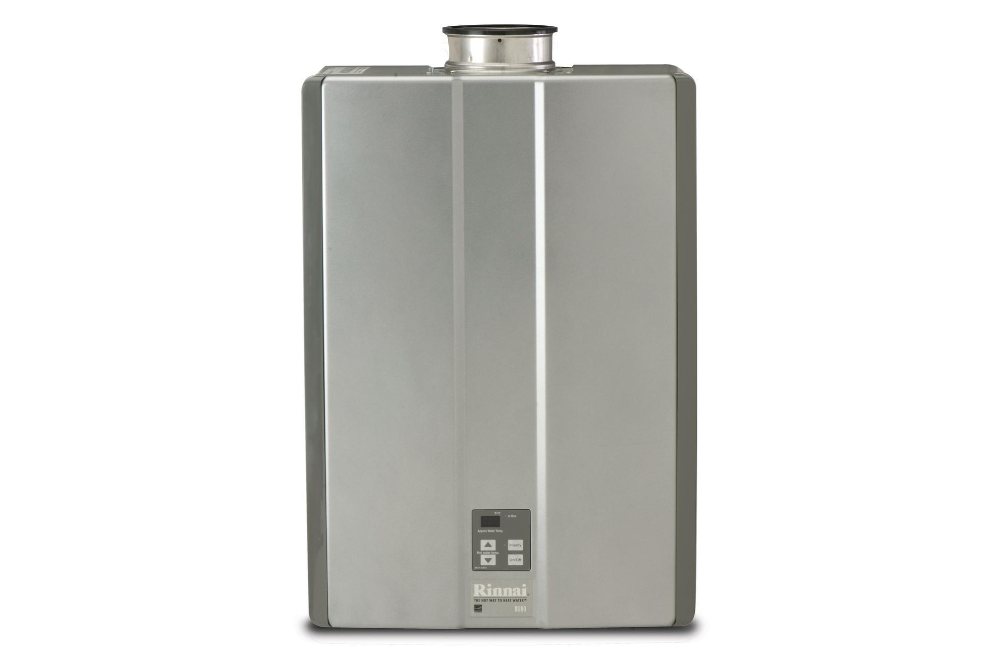 Water Power Rinnai Ultra Series Tankless Water Heater