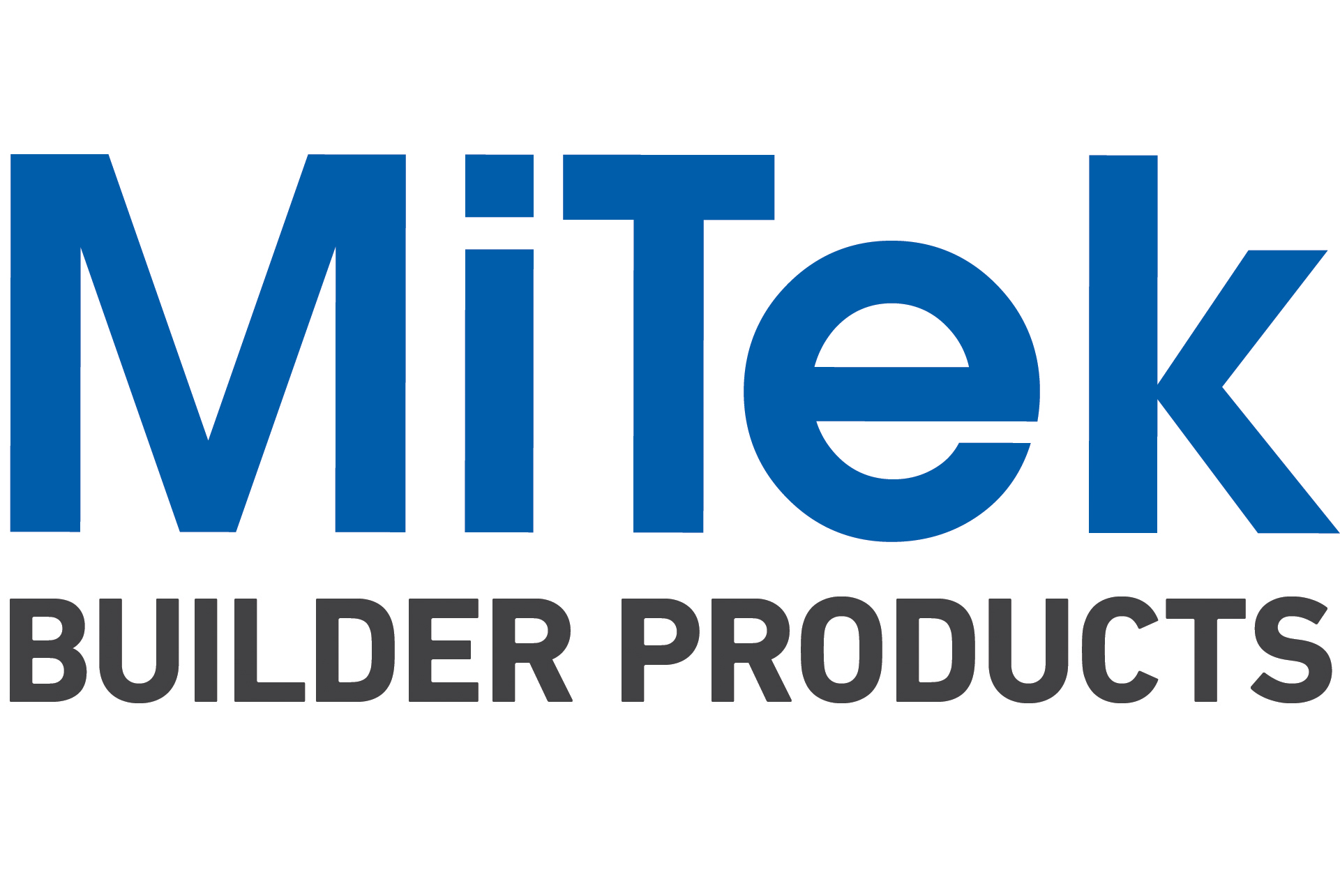 Mitek Builder Products