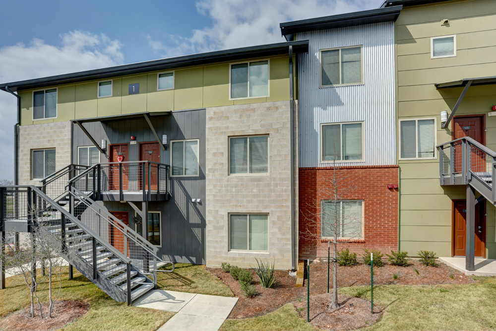 Wildwood San Marcos Apartments Architect Magazine Designed To Build San