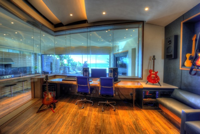 Huber Music Room Architect Magazine Walters Storyk