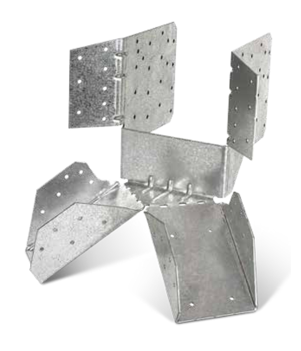 simpson strong tie introduces hhrc heavy hip ridge. Black Bedroom Furniture Sets. Home Design Ideas