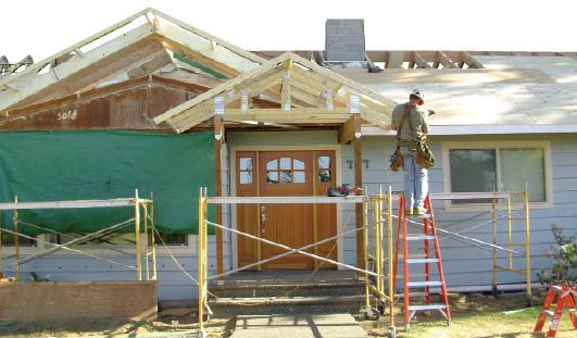 Raising The Pitch Of An Existing Roof Jlc Online