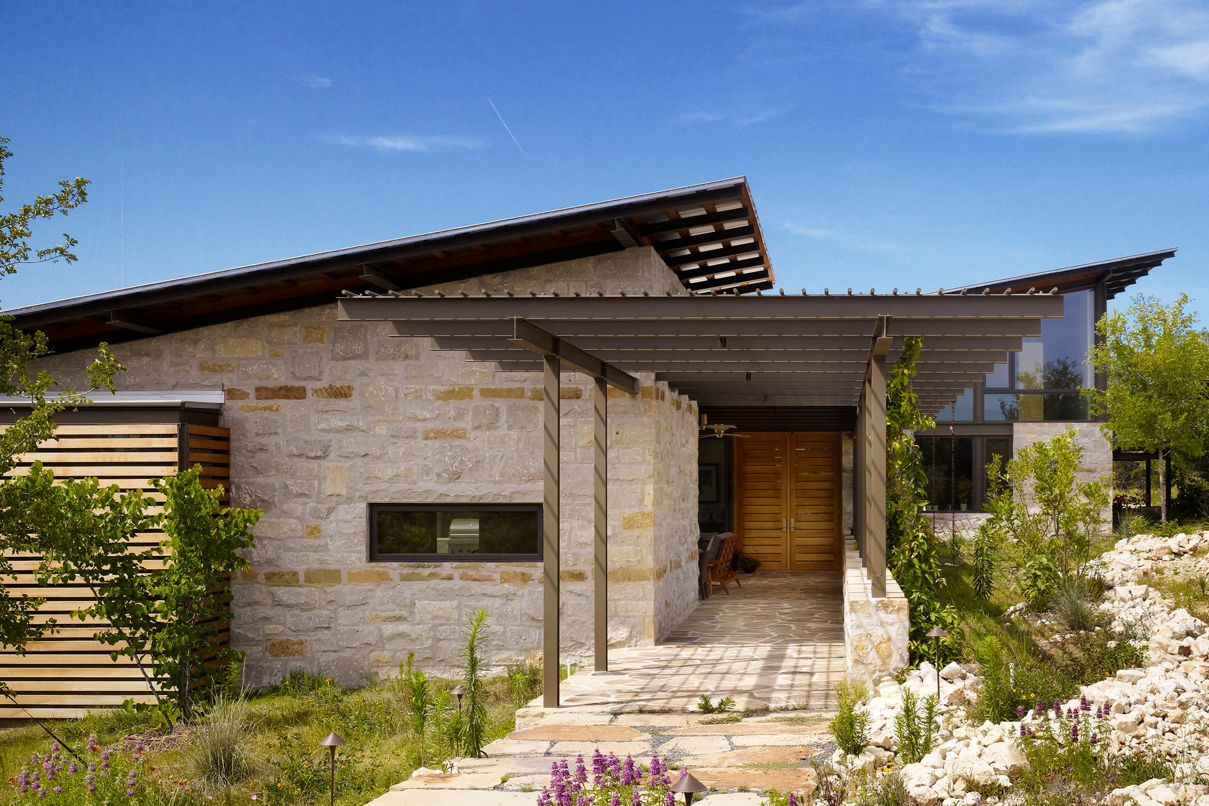 Texas Home Boasts Extreme Water And Energy Savings