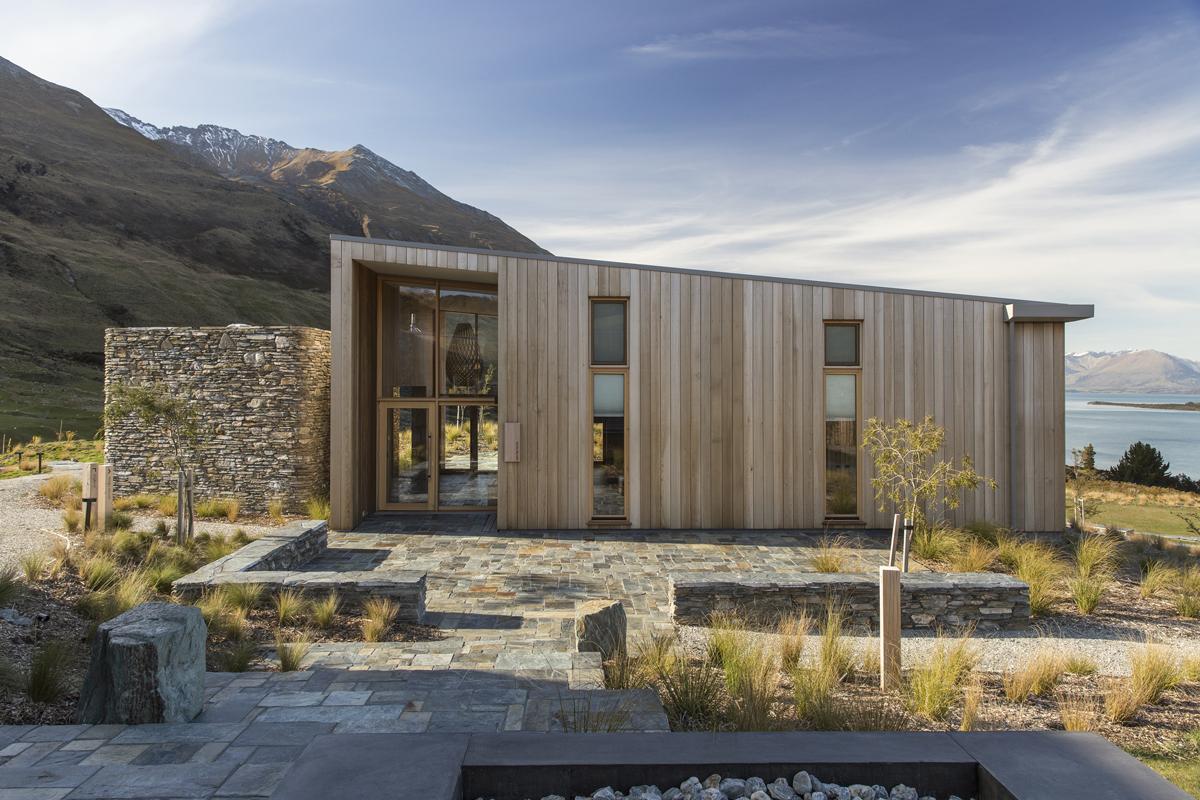 Aro Hā Retreat | Architect Magazine | Tennent Brown ...