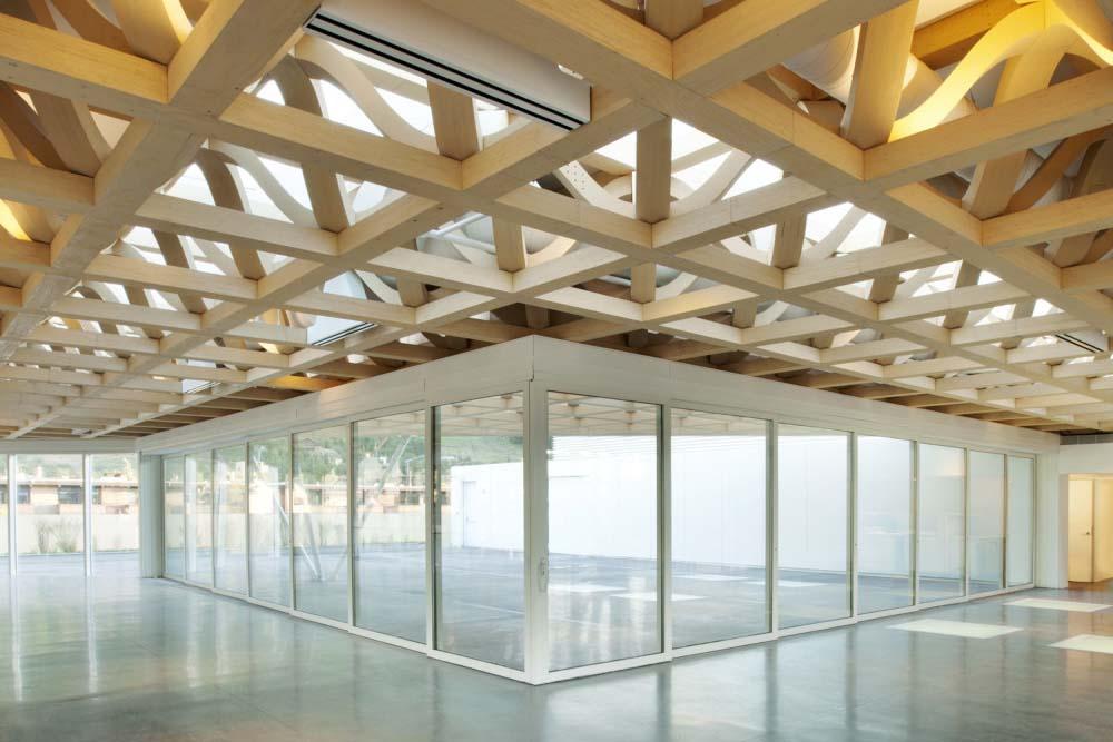 Aspen Art Museum Architect Magazine Shigeru Ban