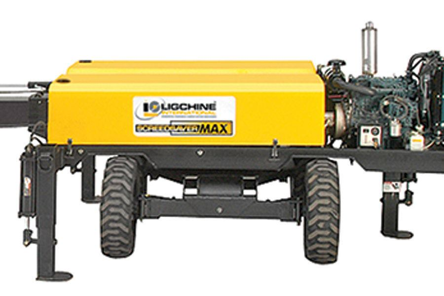 Ligchine International Screedsaver Max Screed Machine