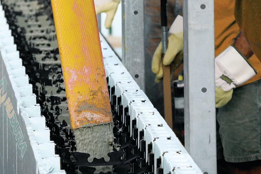 Nudura Insulated Concrete Forms Architect Magazine