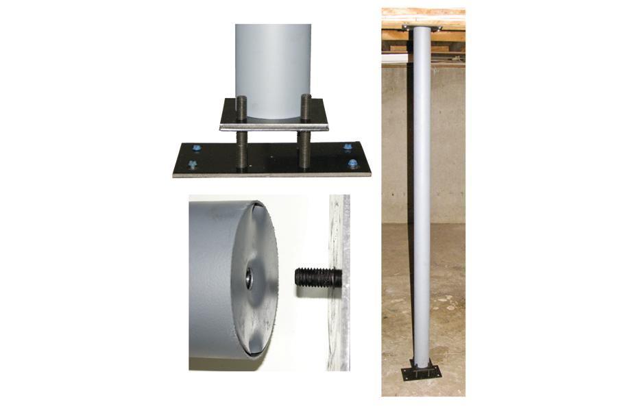 Adjustable Column Jlc Online Concrete Blocks Exteriors