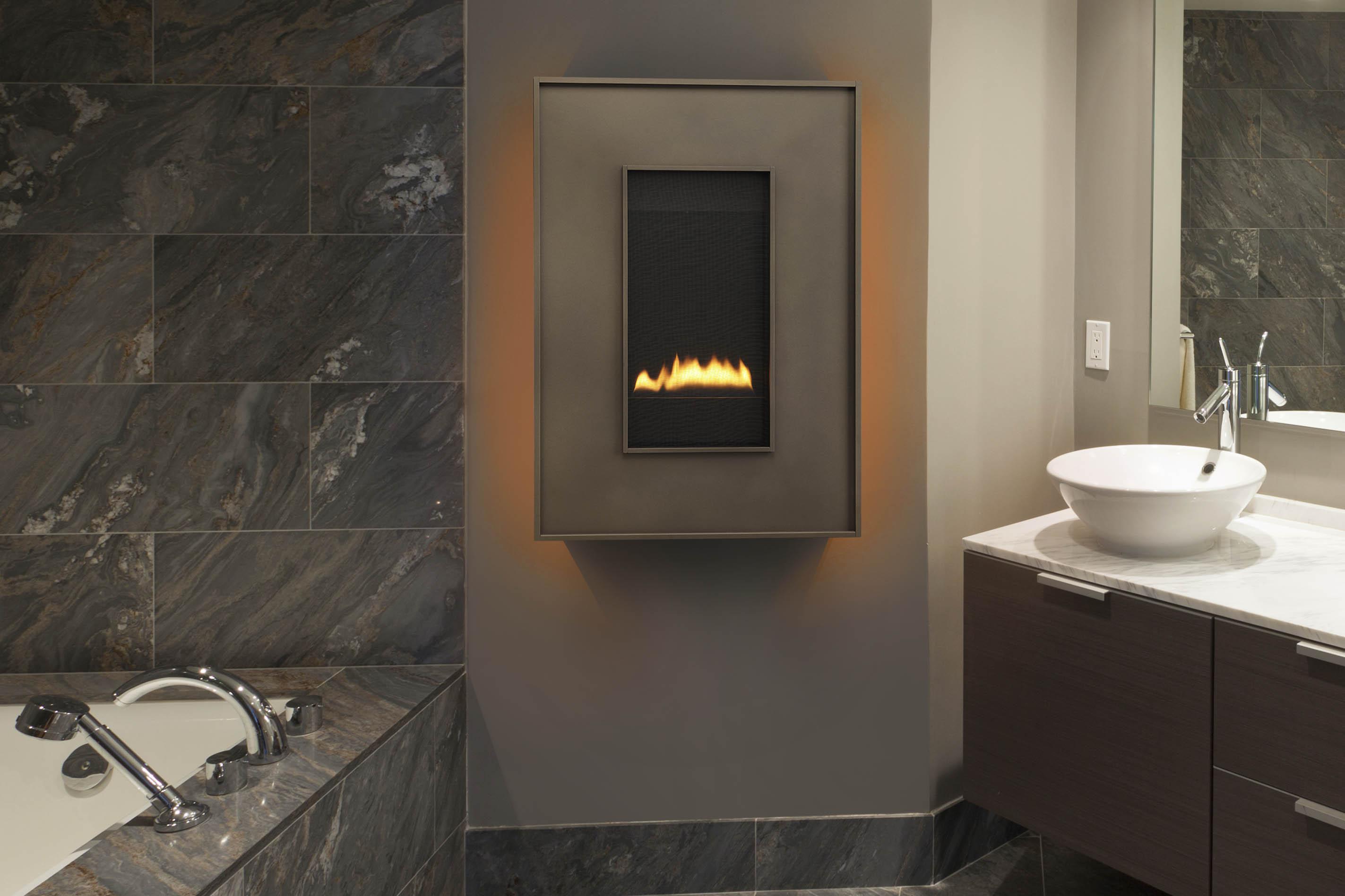 Heat Glo Revo Fireplace