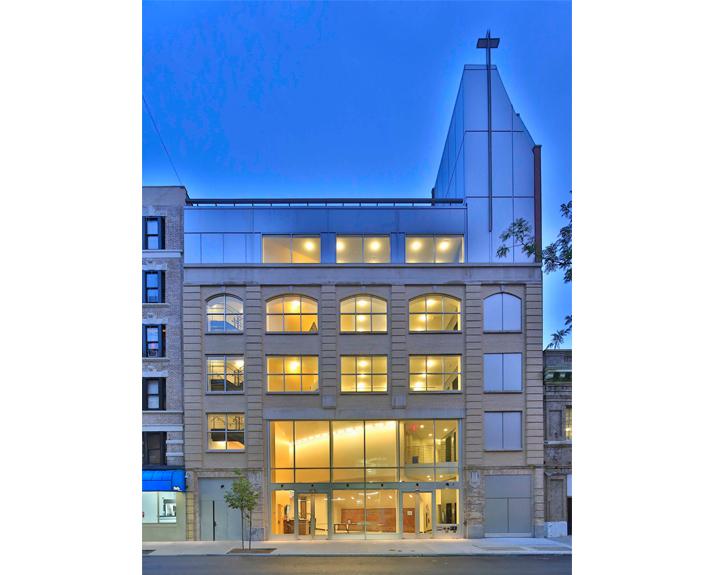 Redeemer Presbyterian Church Architect Magazine