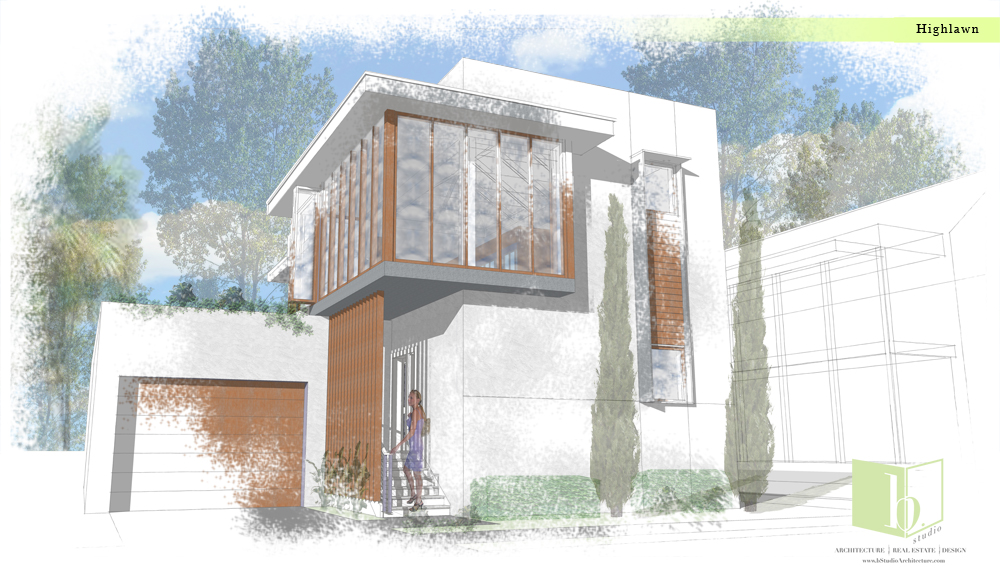 Highlawn Residential Architect B Studio Architecture