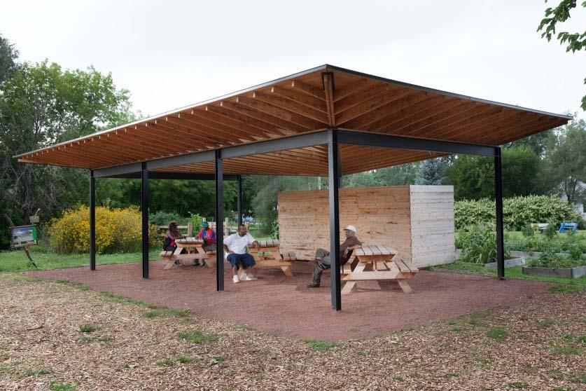 Guest House Garden Pavilion Architect Magazine Vetter Denk