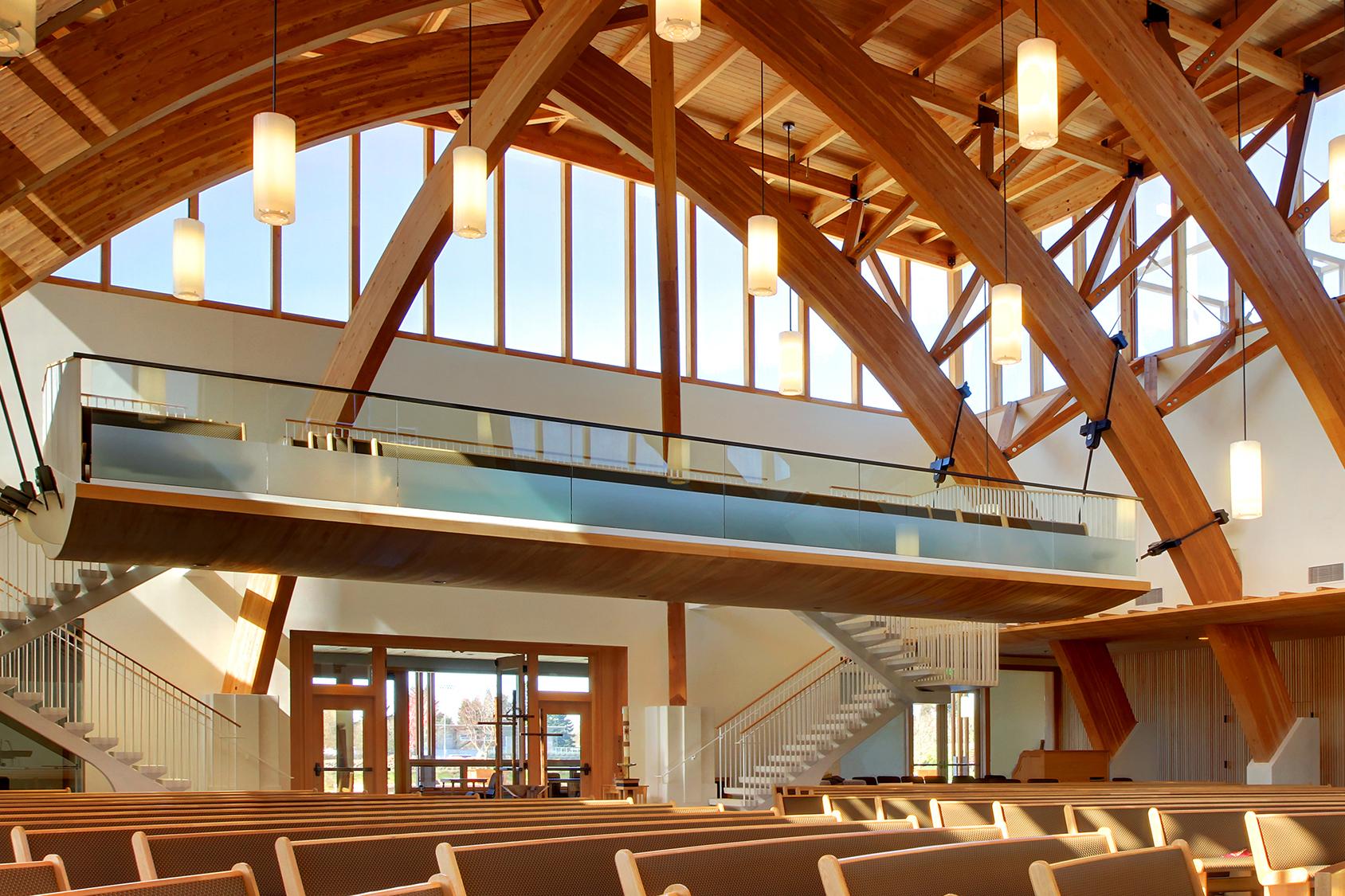 innovative detail  st  edward catholic church