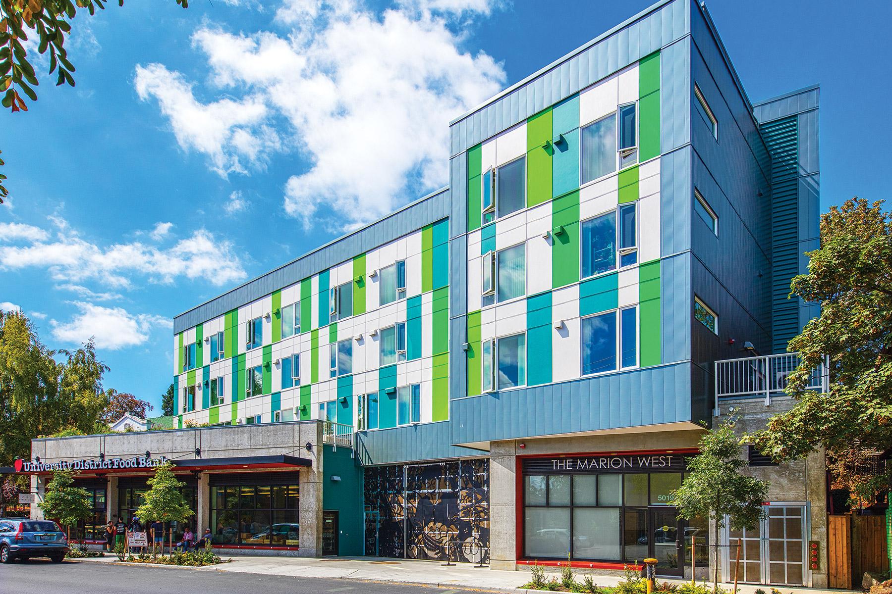 Seattle Development Creates Vibrant Mixed Use Community