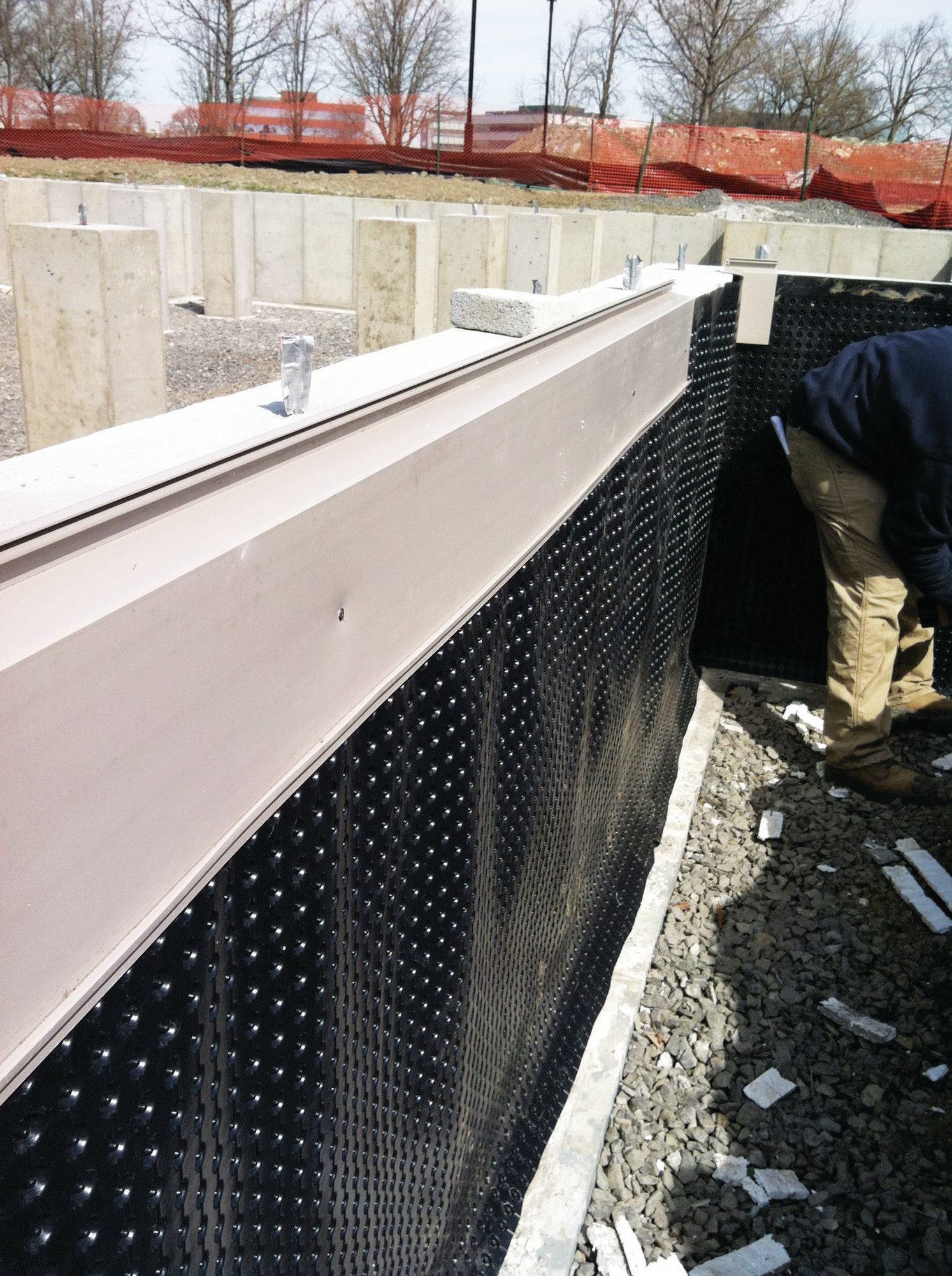 Super Insulated Foundation Concrete Construction Magazine