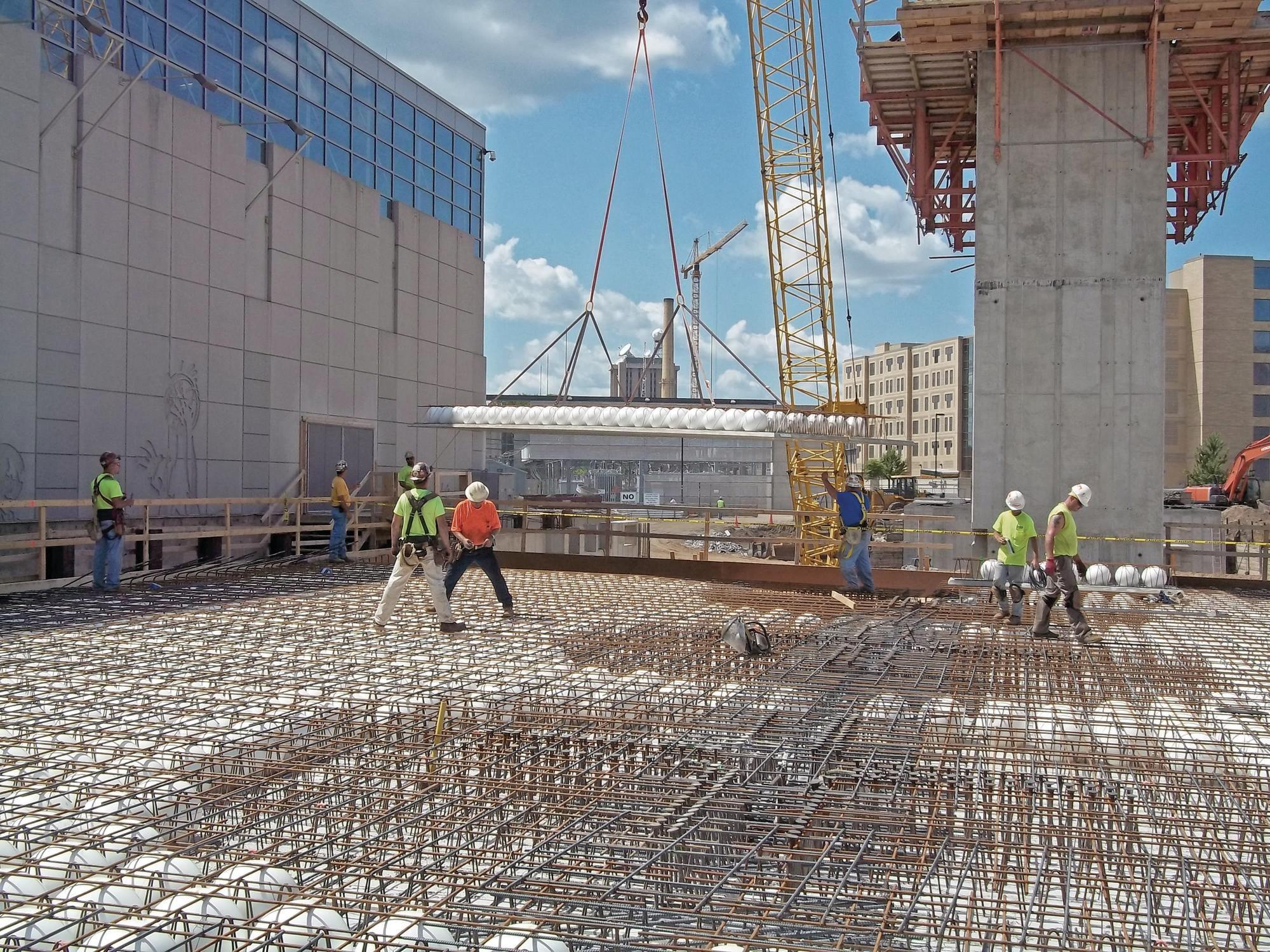 On The Bubble Concrete Construction Magazine