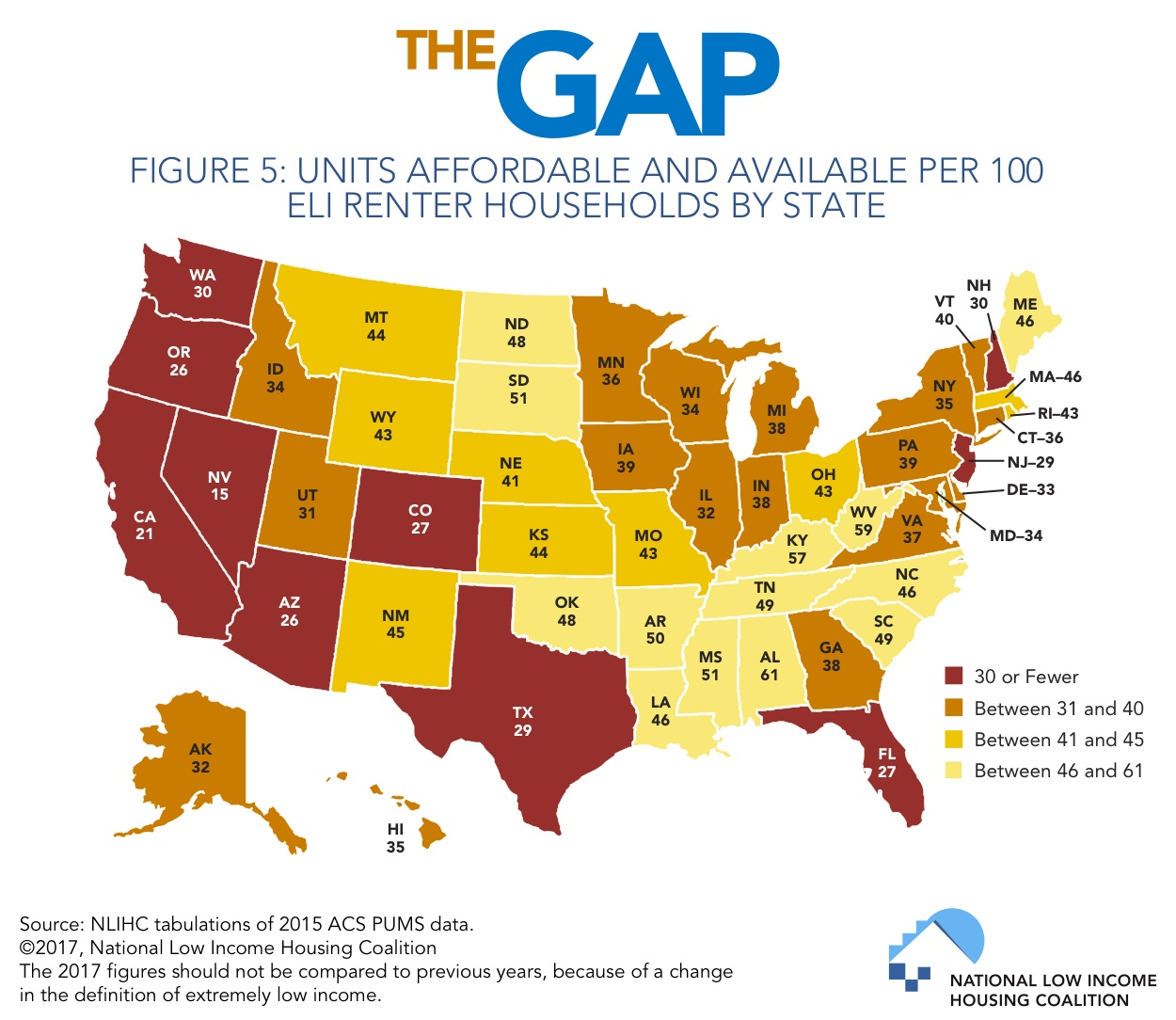Lowest-Income Renters Continue To Face Affordable Housing
