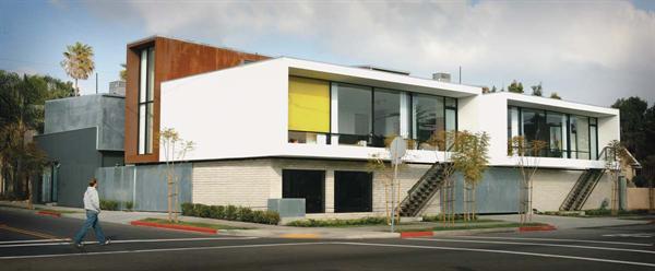 K Lofts Architect Magazine Andrea Cochran Landscape