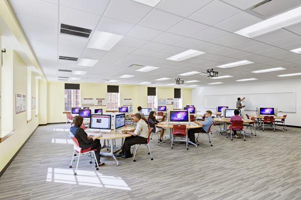 Classroom Design History ~ A continuing education the history of classroom design
