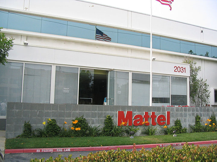 Mattel Design Center Residential Architect El Segundo Ca United States Commercial Office