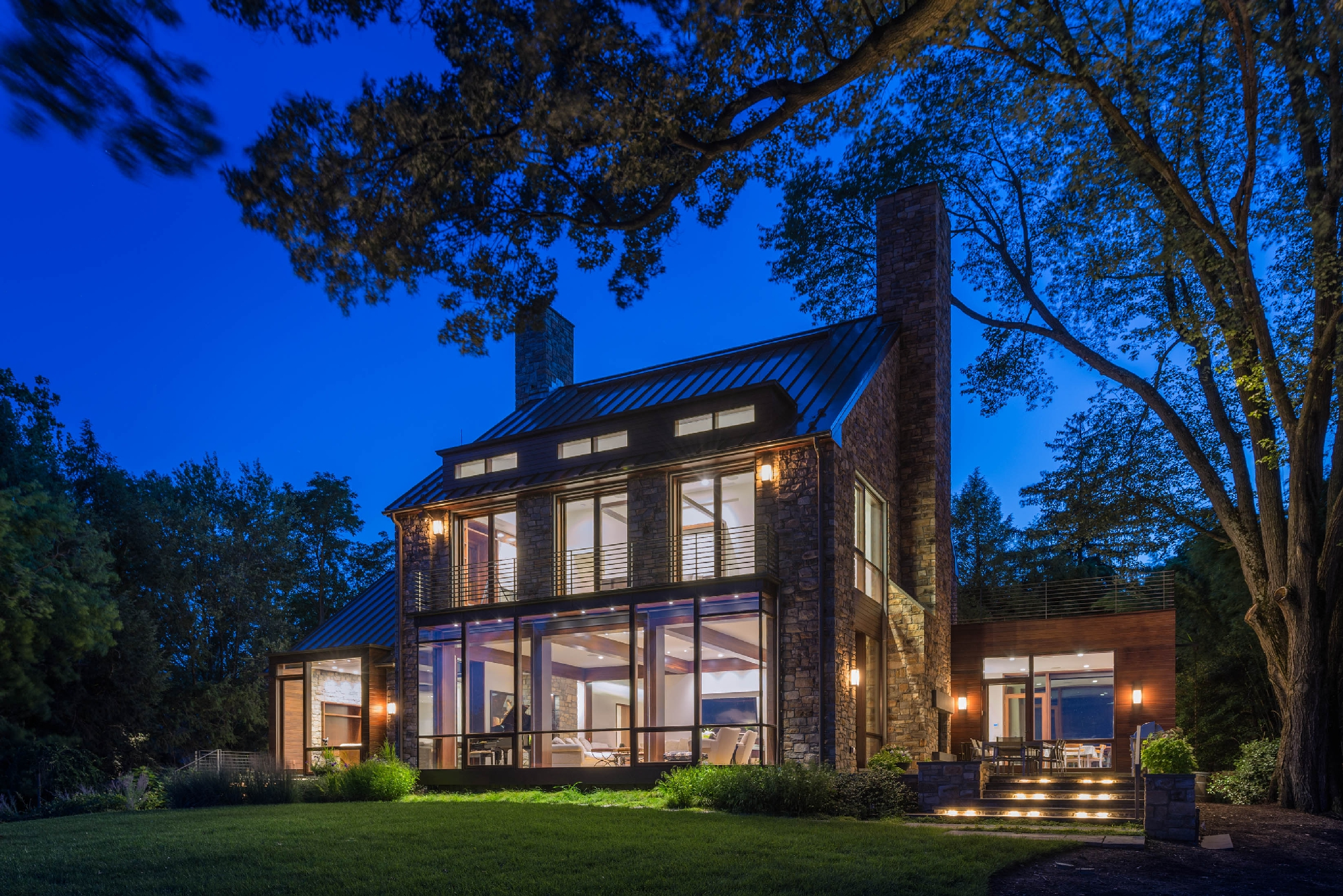 Modern Farmhouse Marries The Best Of Old And New Builder