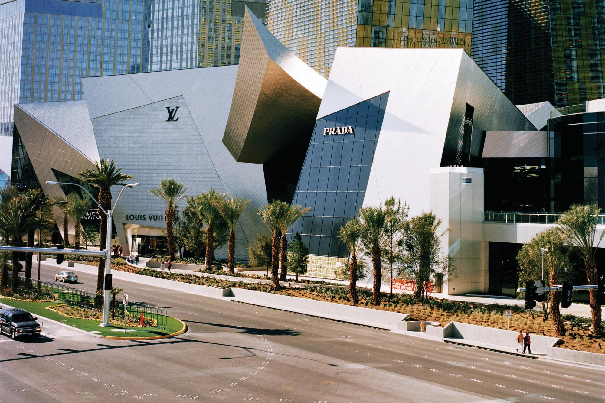 City On The Strip Architect Magazine Urban Design