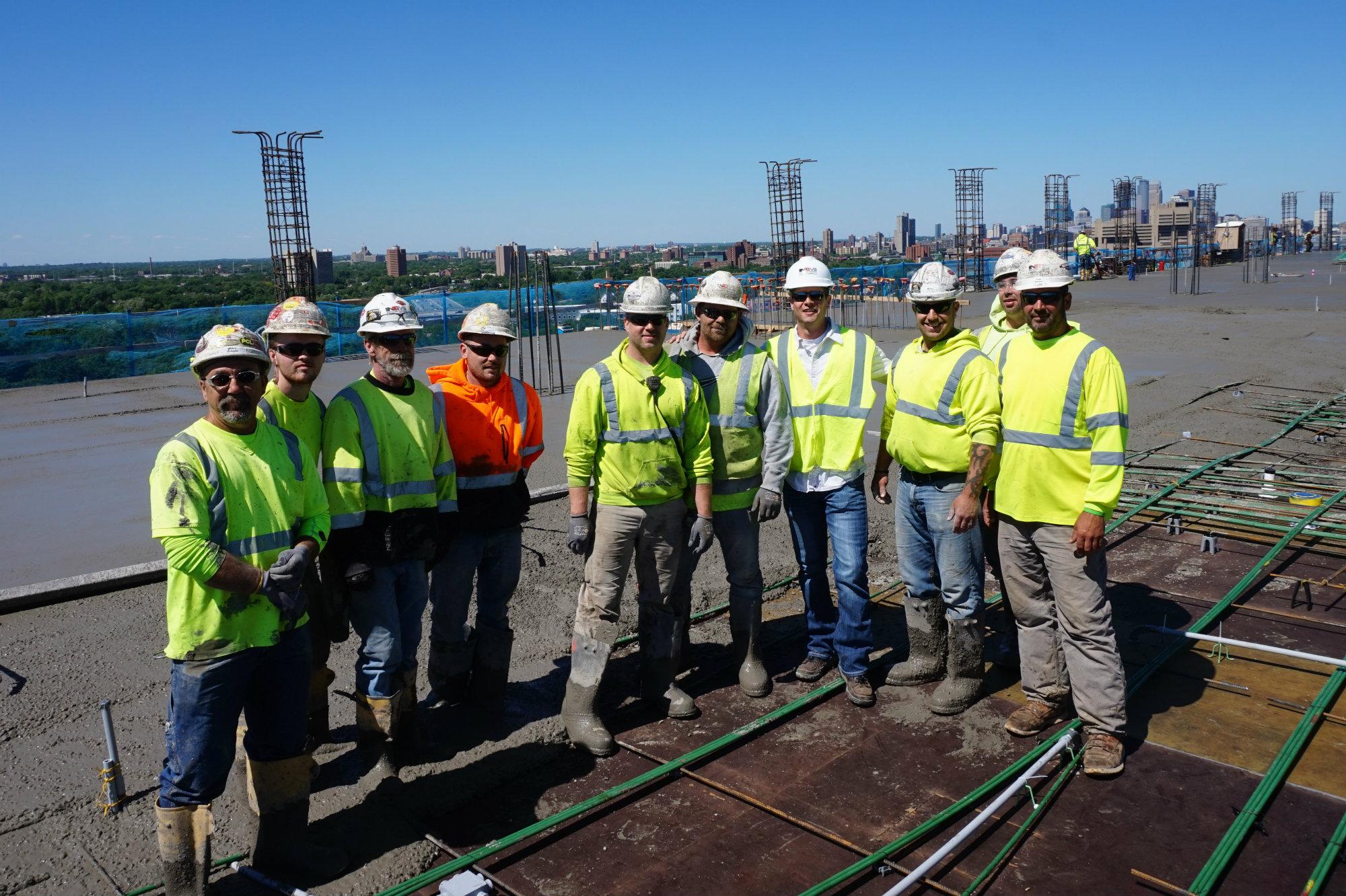 Northland concrete masonrymasonry construction for America s best contractors