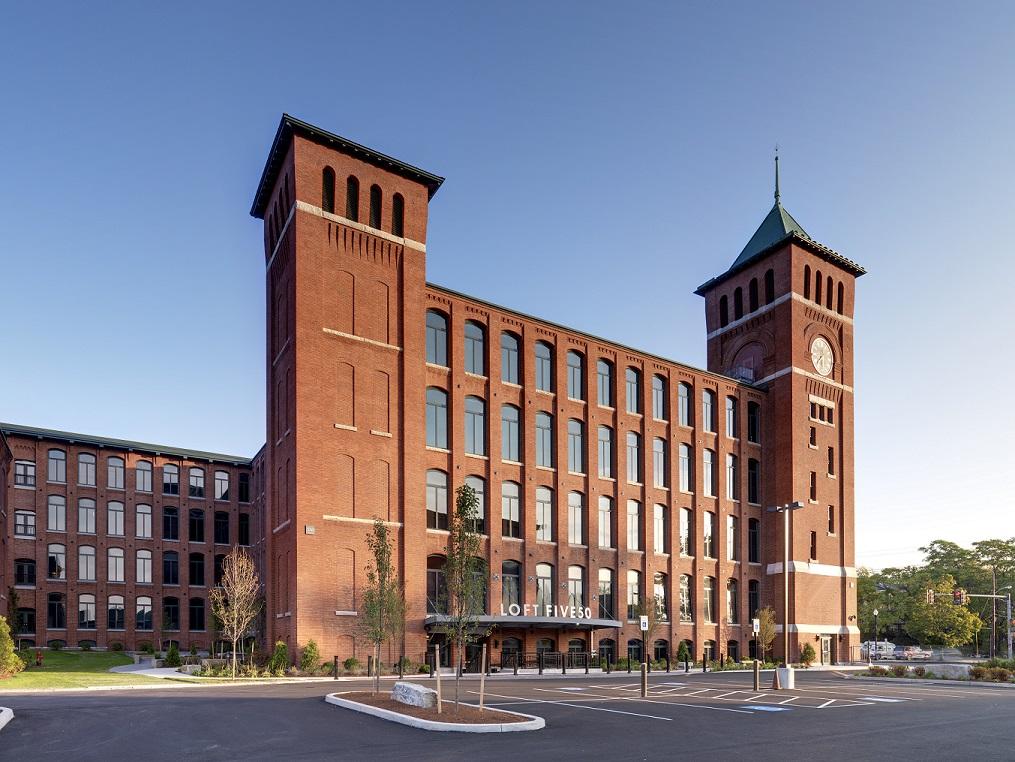 Loft Apartments Lawrence Ma