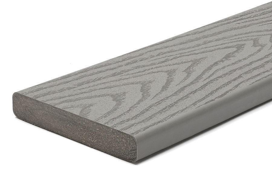 Trex Decking Gray : Trex pebble gray decking and railing jlc online decks
