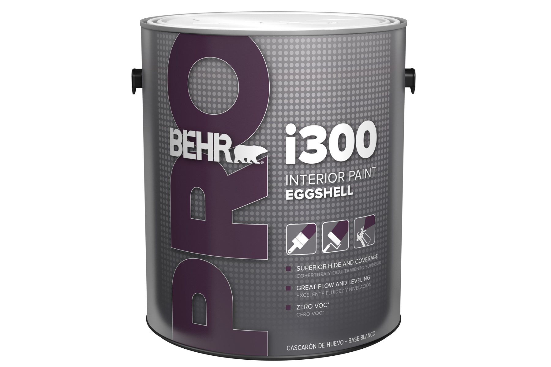 Behr introduces behr pro collection for production for Paint pros