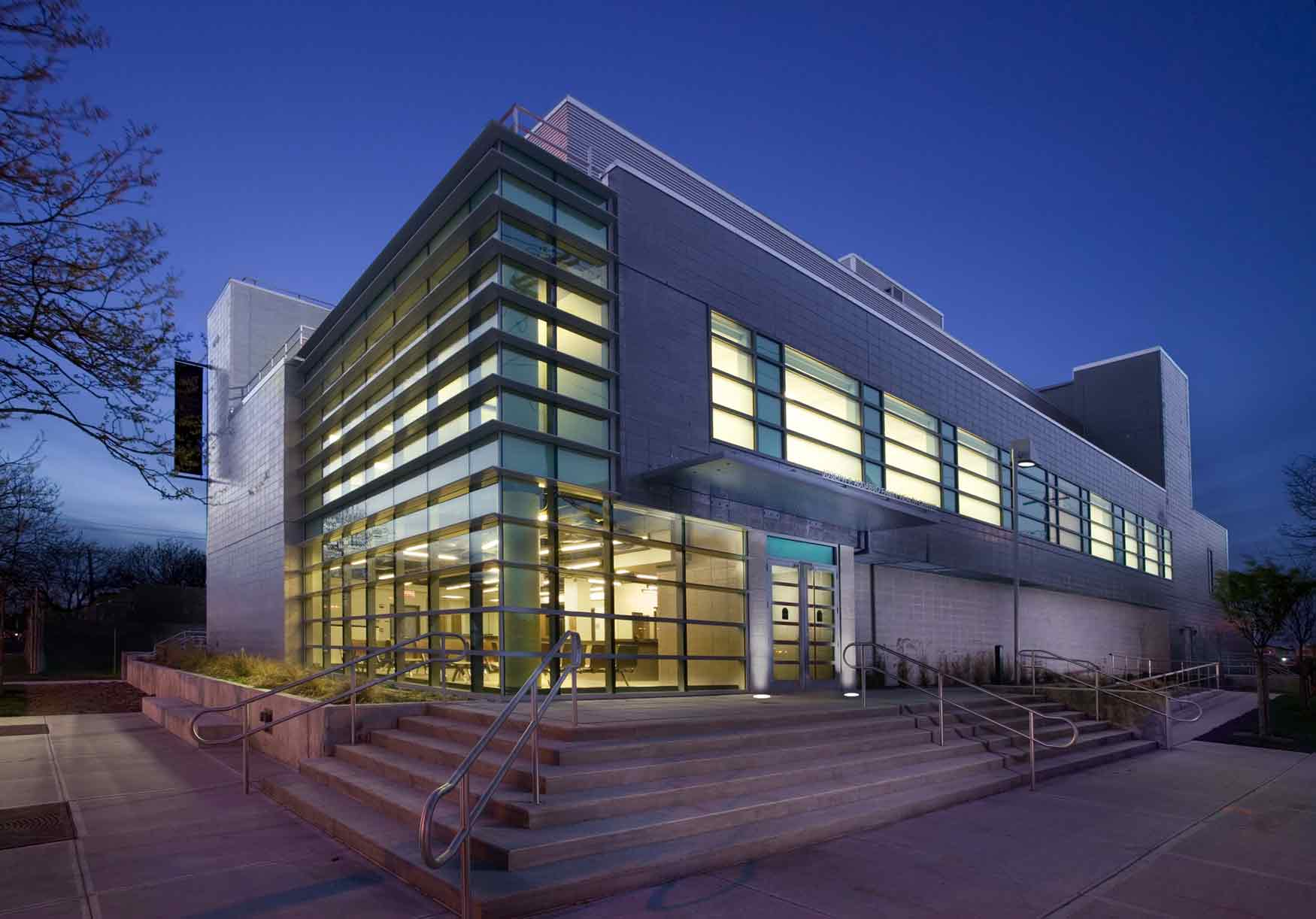 Joseph P Addabbo Family Health Center Architect Magazine Gertler Wente Architects New