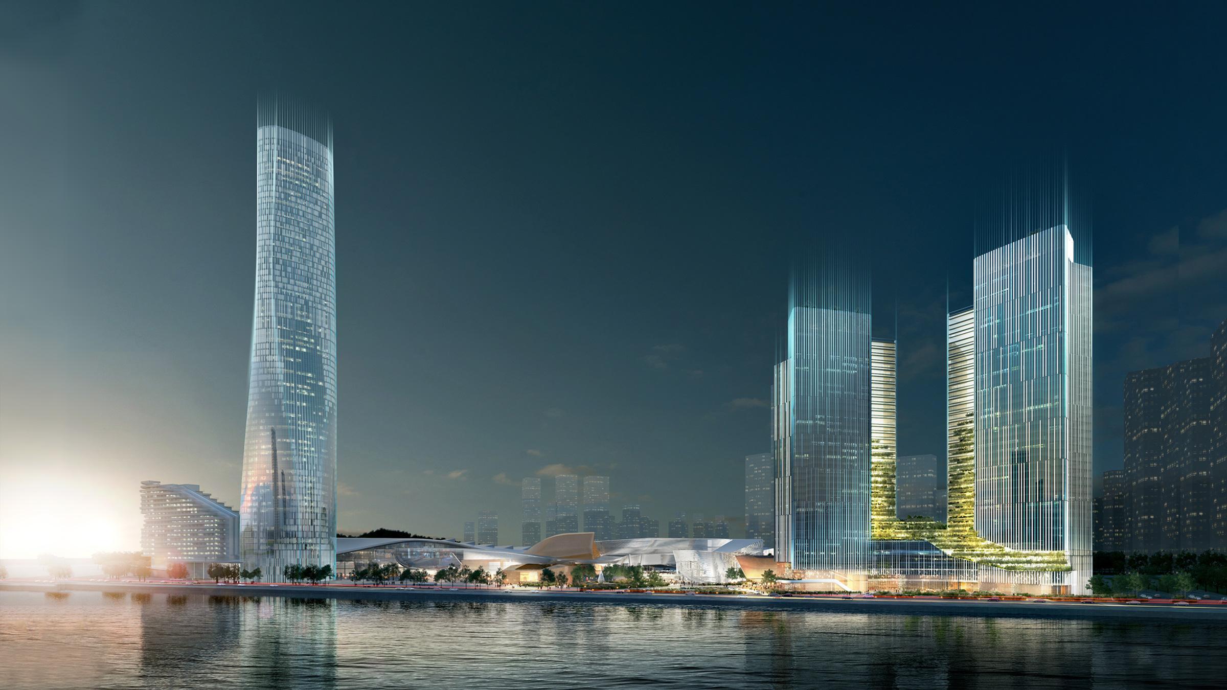 10 Design Zhuhai International Convention And Exhibition