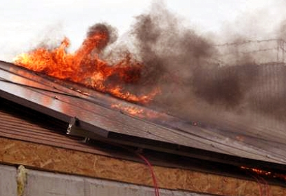 For Firefighters Solar Panels Are A New Type Of Trouble