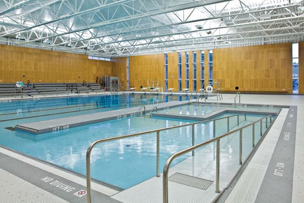 Kodiak Island Borough Community Swimming Pool Aquatics