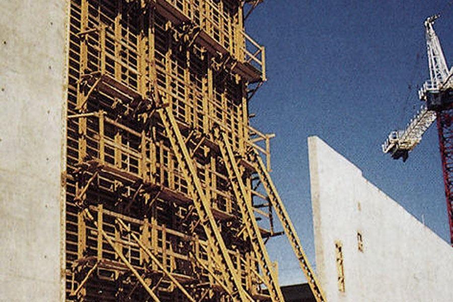 Bracing For Wall Formwork Concrete Construction Magazine
