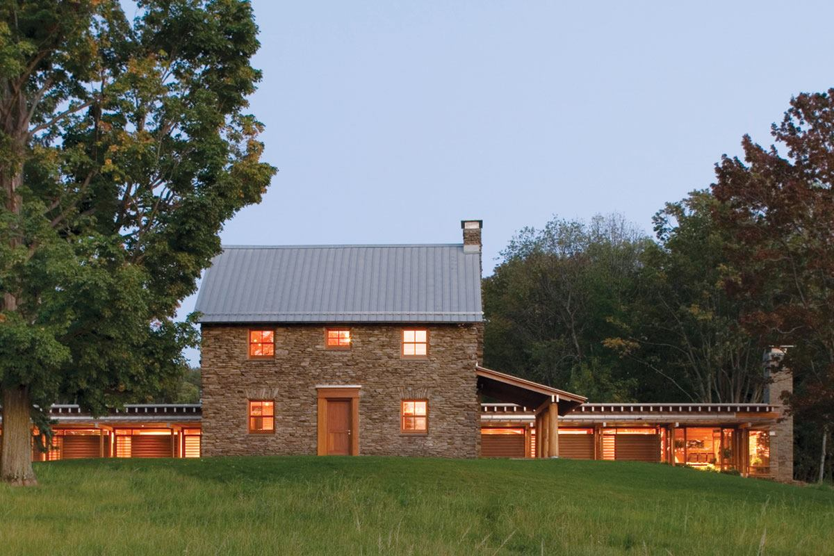 Lily Lake Residence Dalton Pa Residential Architect Award Winners Cus