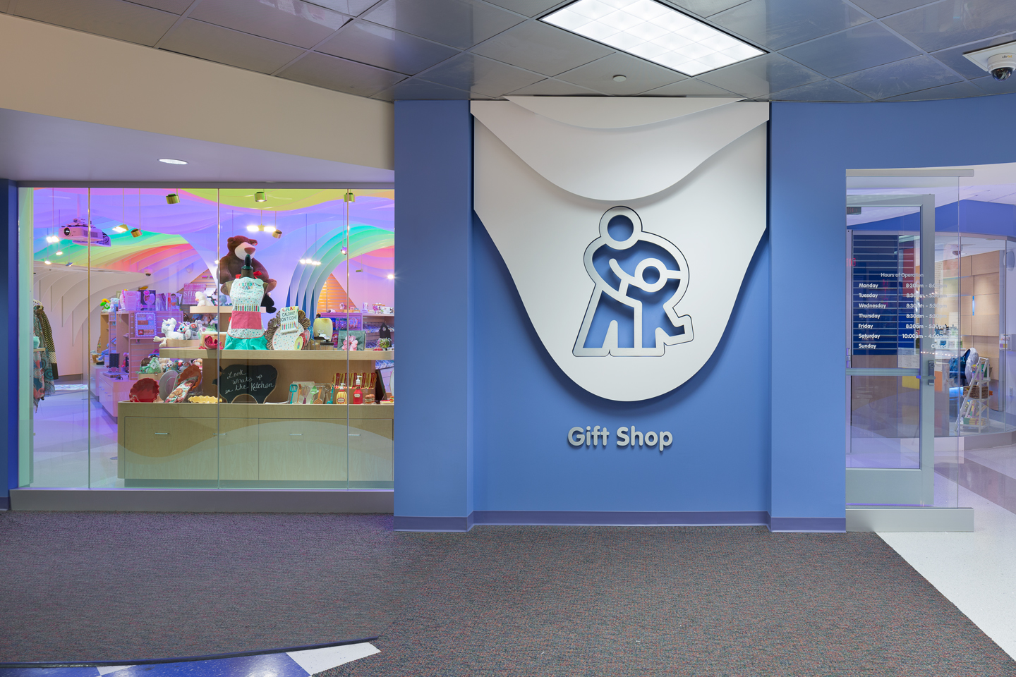 Childrens Mercy Hospital Gift Shop