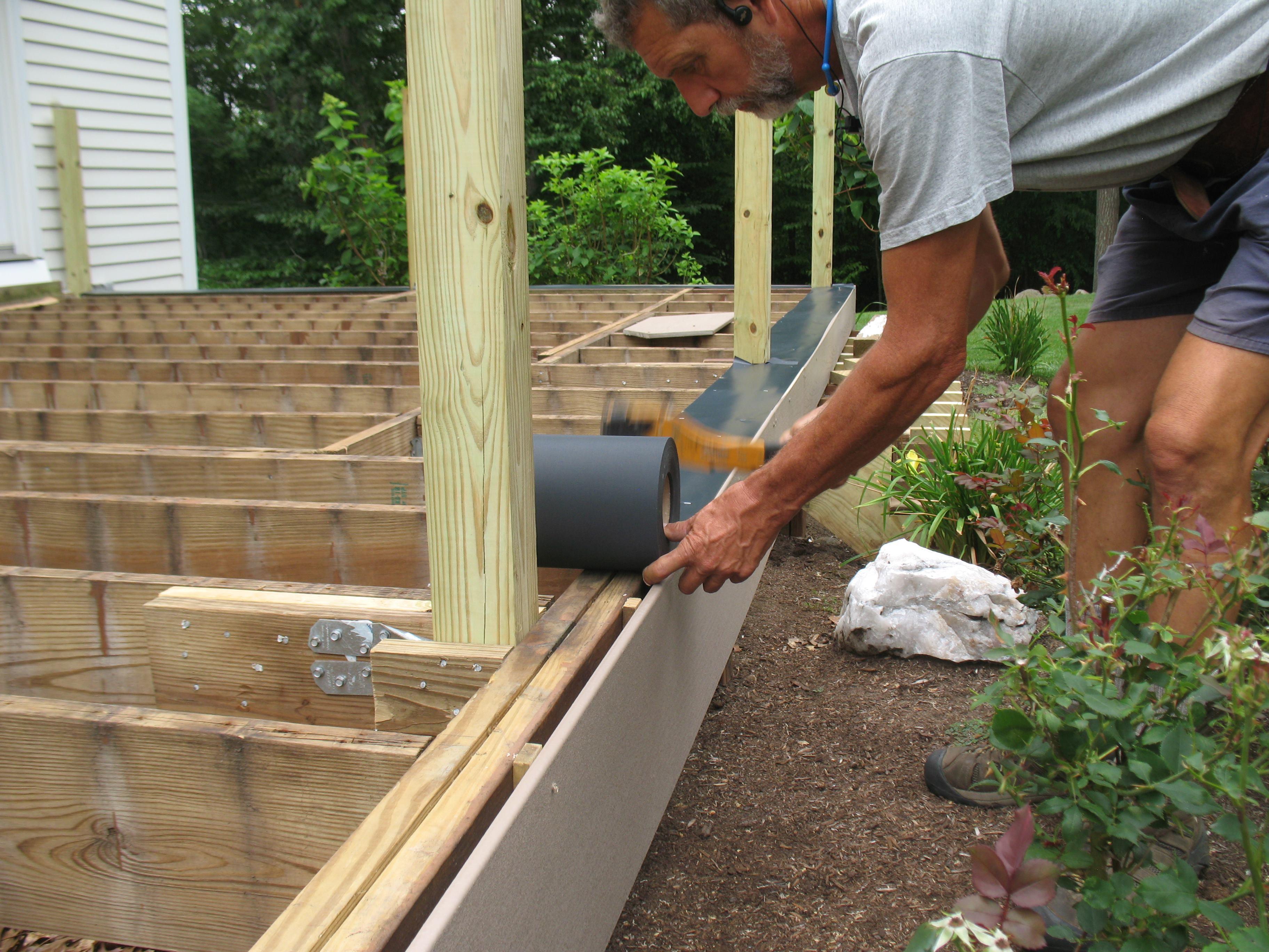 Upgrading A Deck Professional Deck Builder Framing