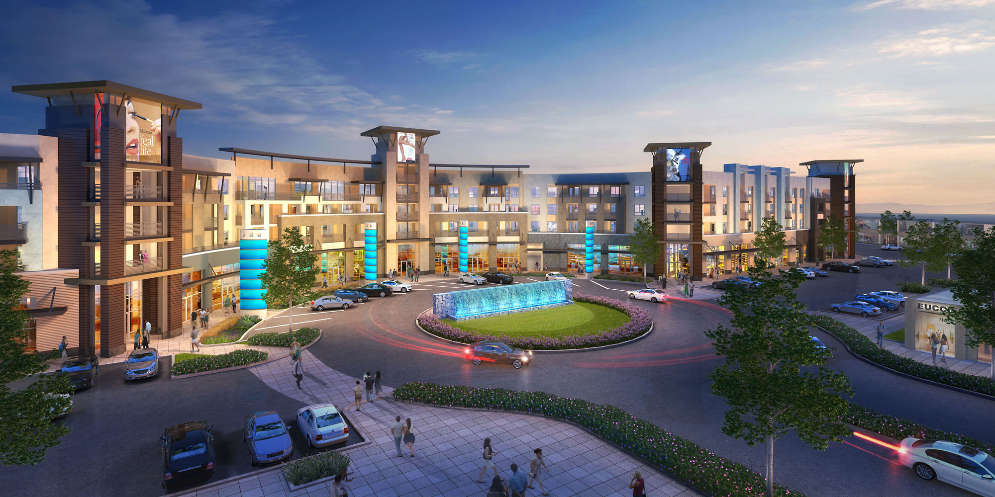mixed development The developer behind peachtree corners' town center project and the battery at sun trust park is looking to build a 64-plus acre mixed-use development with about 500 residential units close.